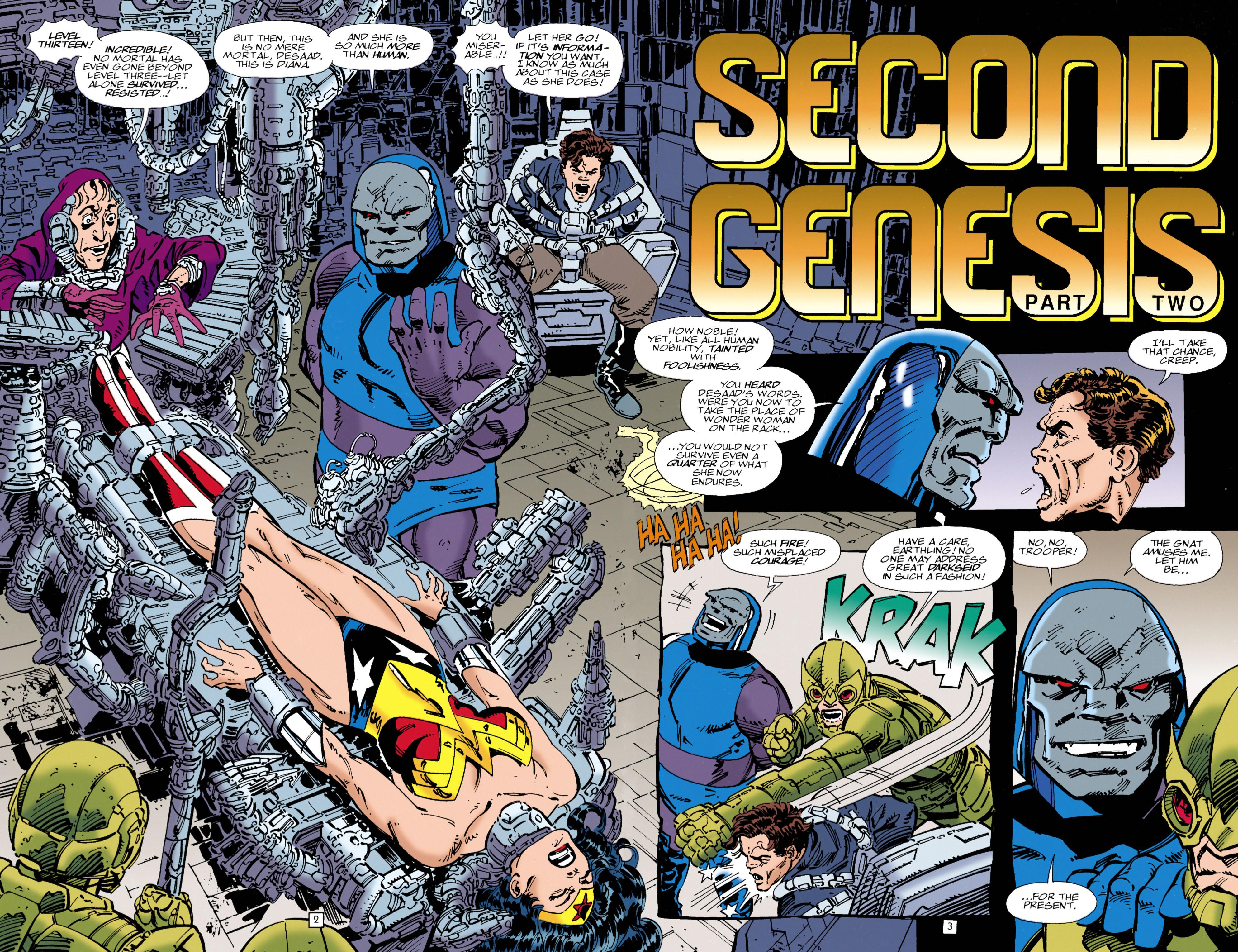 Read online Wonder Woman (1987) comic -  Issue #102 - 3