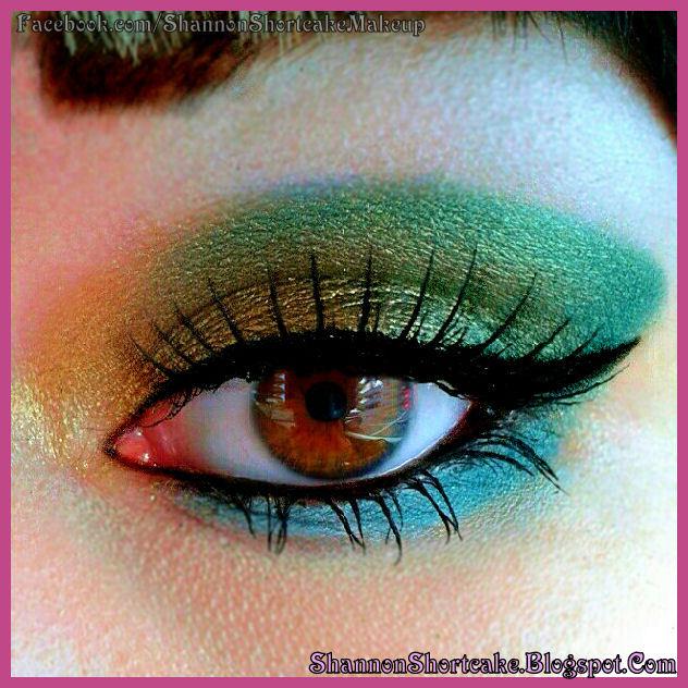 Shannon Shortcake (Makeup Addict): Makeup Look Using Urban