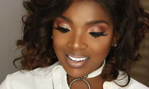 Annie Idibia In Mourning As She Loses Father