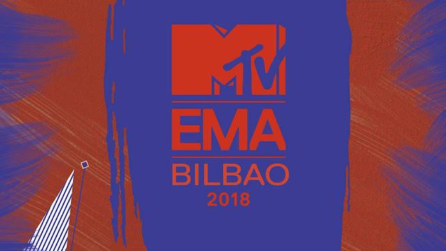 premios EMAs de la MTV en BEC!