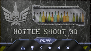 Bottle Shoot 3D Apk v4 Mod Unlocked Terbaru