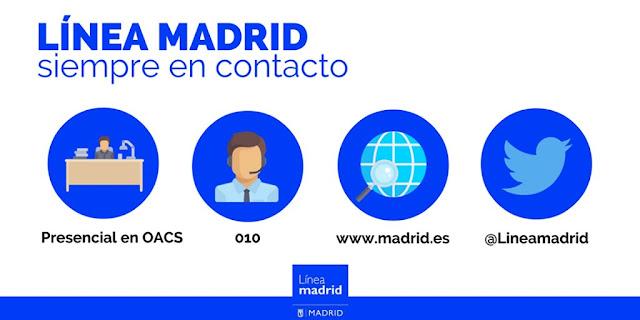 El 010 dejará de tener coste en Madrid