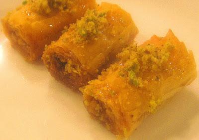 Easy to Make Lebanese Baklava Rolls