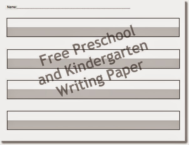 Number Names Worksheets writing paper for kindergarten free : Finding the Teachable Moments: Preschool and Kindergarten Writing ...