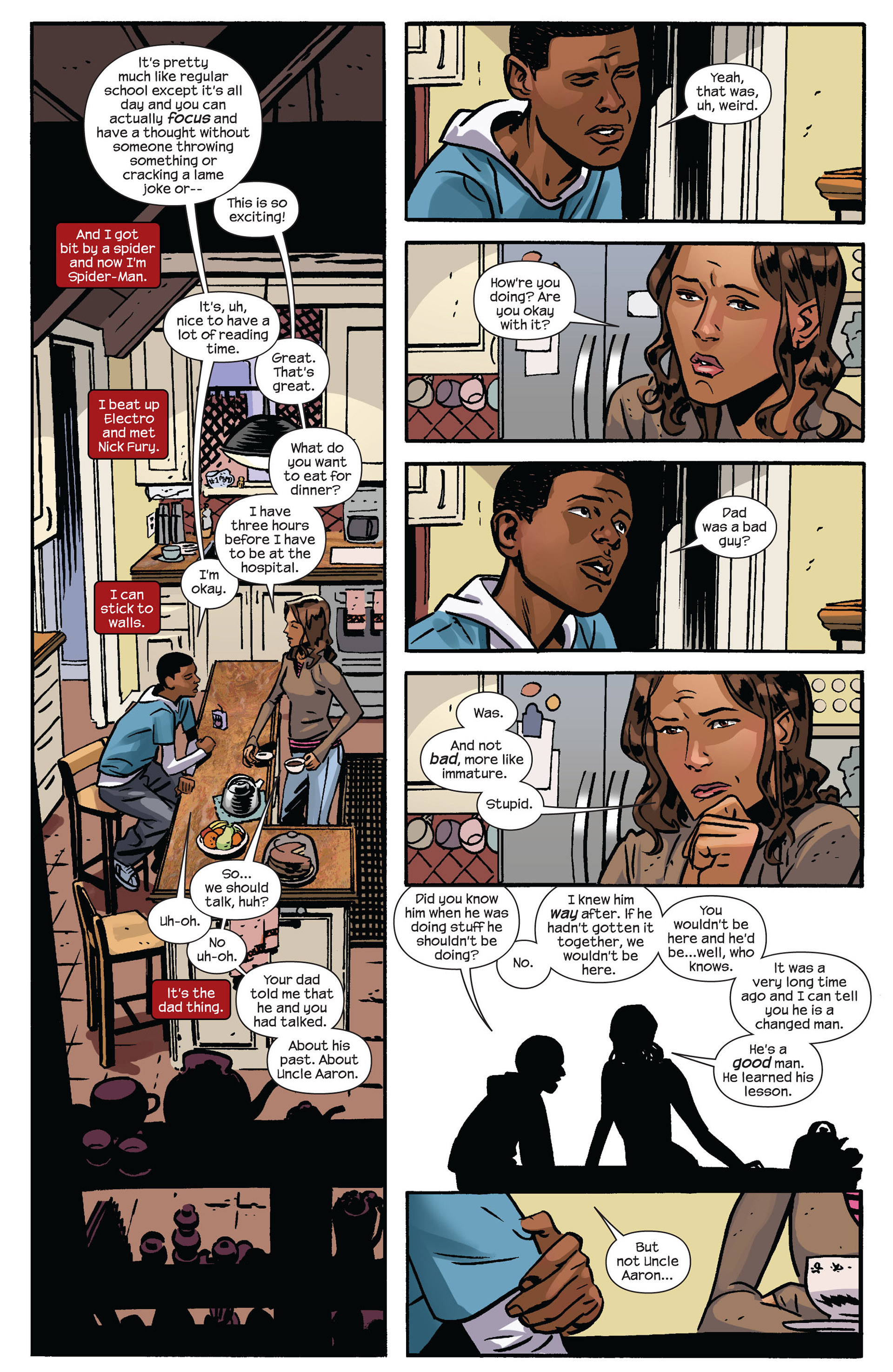 Read online Ultimate Comics Spider-Man (2011) comic -  Issue #6 - 15