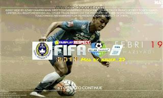 FTS 17 Mod League 1 Persib Bandung Apk + Data Obb