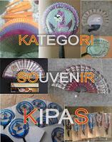 Contoh Grosir souvenir kipas