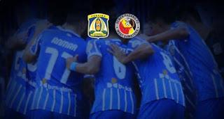 Persiba Balikpapan vs Seman Padang 1-0