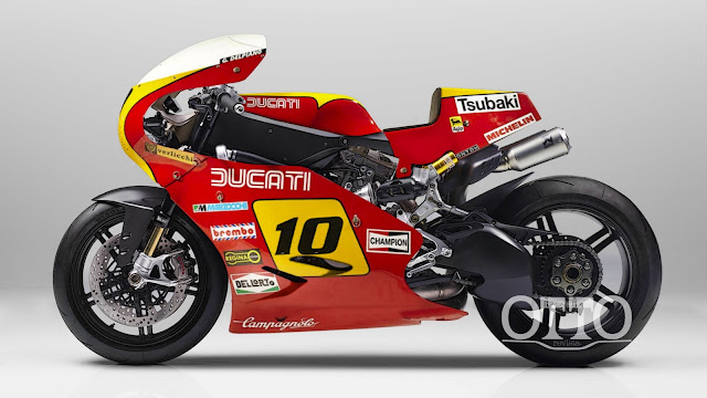 Ducati 1299 Superleggera TT2 Mashup Image by OTTO Revista