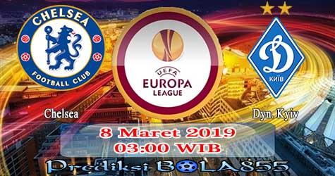 Prediksi Bola855 Chelsea vs Dyn. Kyiv 8 Maret 2019