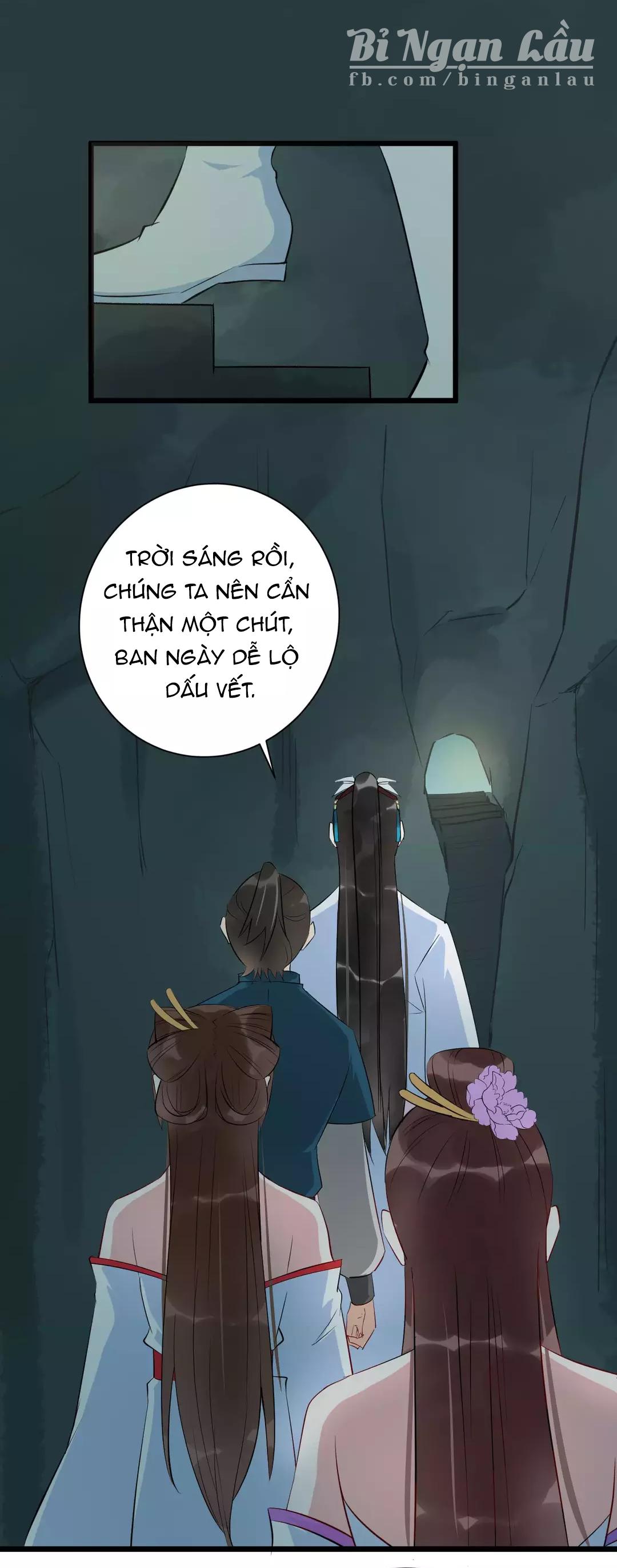 Bồng Sơn Viễn Chap 34