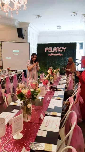 Talkshow Edukatif Tentang Kanker Serviks Bersama Felancy