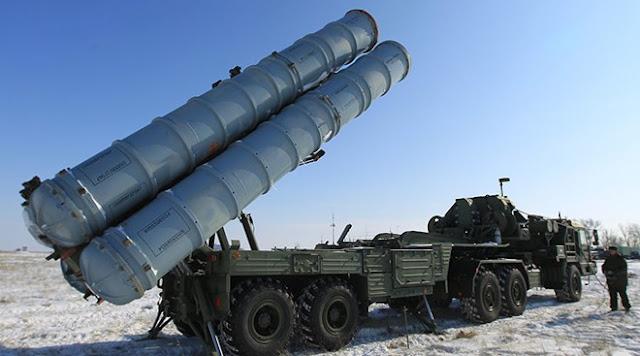 Nga điều tên lửa phòng không S-400 tới Bắc Cực