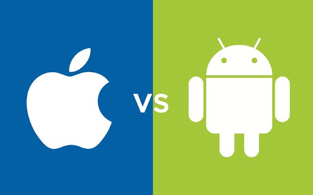 5 Alasan Kenapa Orang - Orang Memilih iPhone Daripada Android