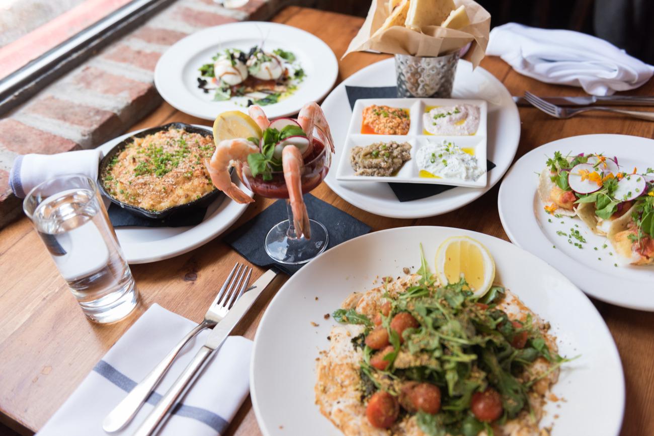 Uma lista completa com os melhores restaurantes de New York