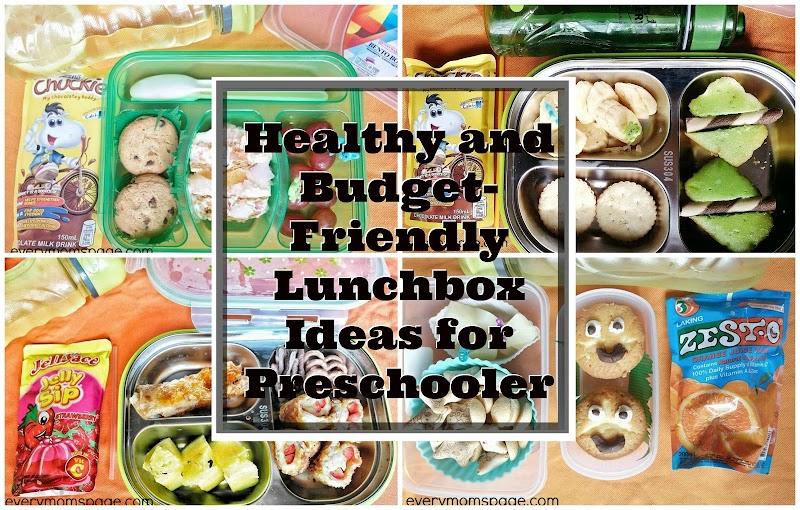 Healthy and Budget-Friendly Lunchbox Ideas for Preschoolers