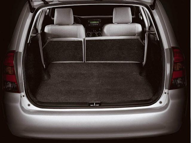 Toyota Corolla 2008 Flex - Filelder - porta-malas