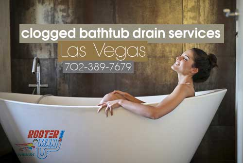 Clogged Bathtub Drain Cleaning Las Vegas