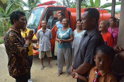 3 Kali Sehari Pemerintah Suplai Pasokan Air Bersih Gratis ke Dusun Selorejo