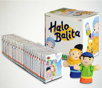 Alfamind Mizan Paket Halo Balita AR ANDHIMIND