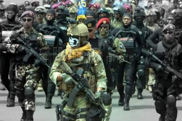 Pasukan ELite DENJAKA TNI AL