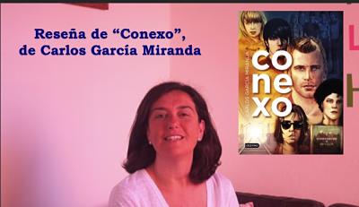 """Reseña de """"Conexo"""", de Carlos García Miranda"""