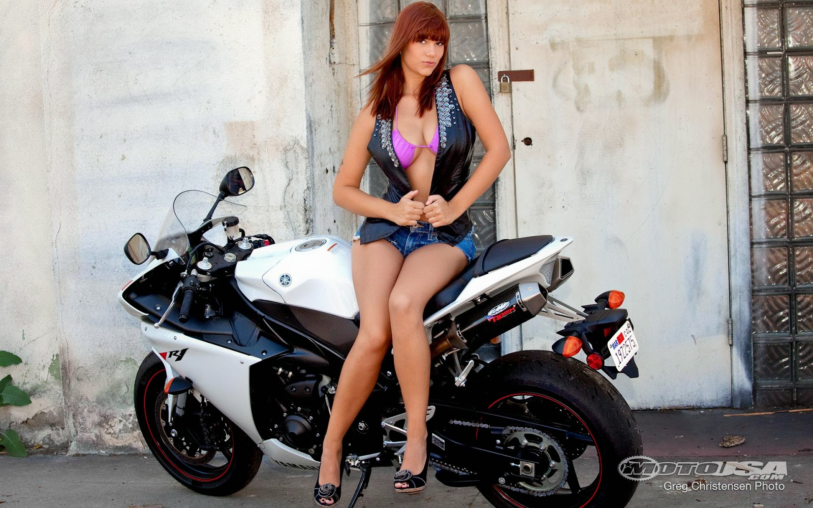 Wallpaper Hd For Mobile Free Download Girl Sexy Girls With Sportbike Wallpapers Most Beautiful