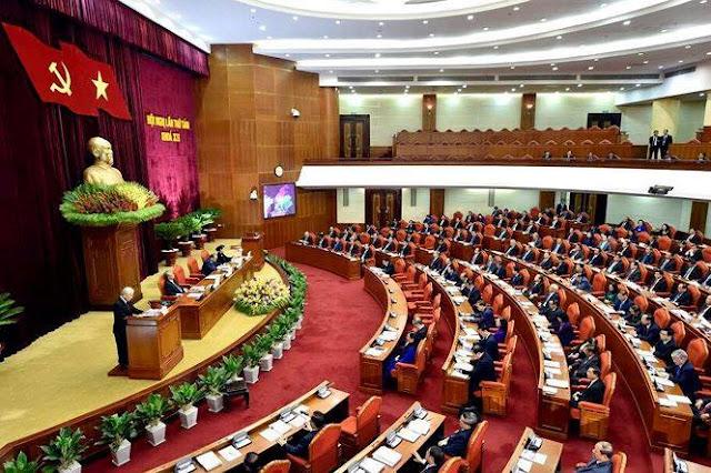 Bước ngoặt lịch sử chính trị Việt Nam
