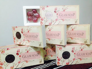 GLAM SOAP BY NLEE BEAUTY