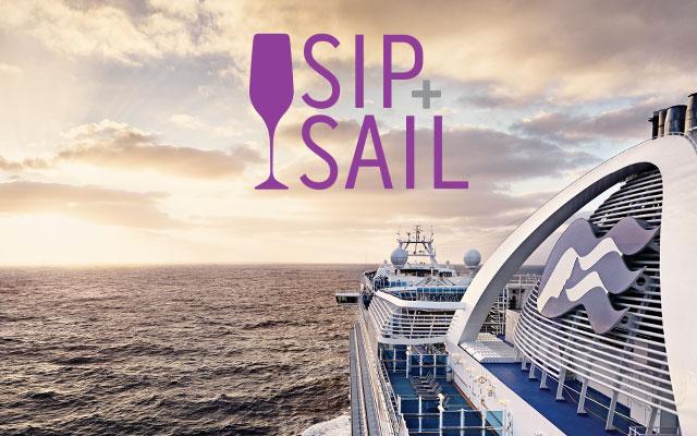 ALASKA CRUISES Princess Cruises Sip Sail Promotion Offers - Alaska all inclusive