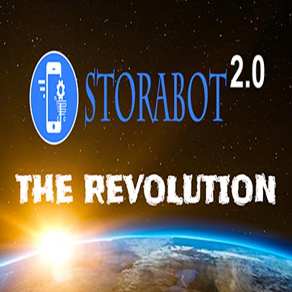 STORABOT 2.0 - The Revolution
