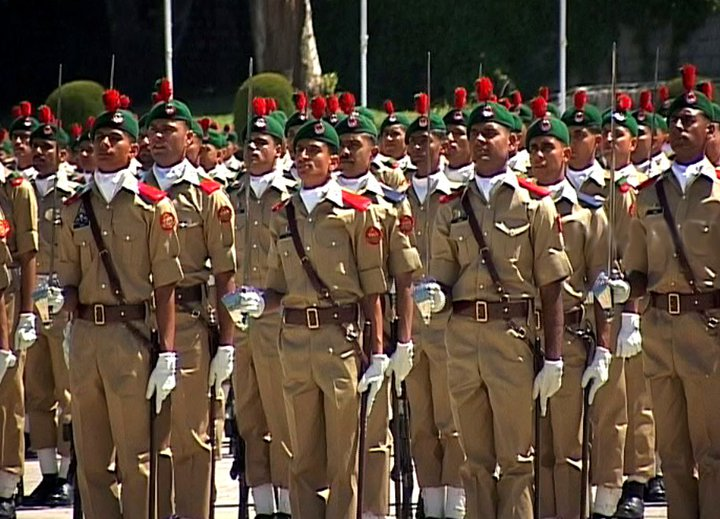 Pakistan Military Academy: Passing Out Parade Of 123rd PMA