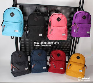 kzone backpack 2018