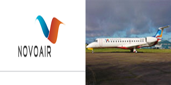 Novo Air Ticket Price
