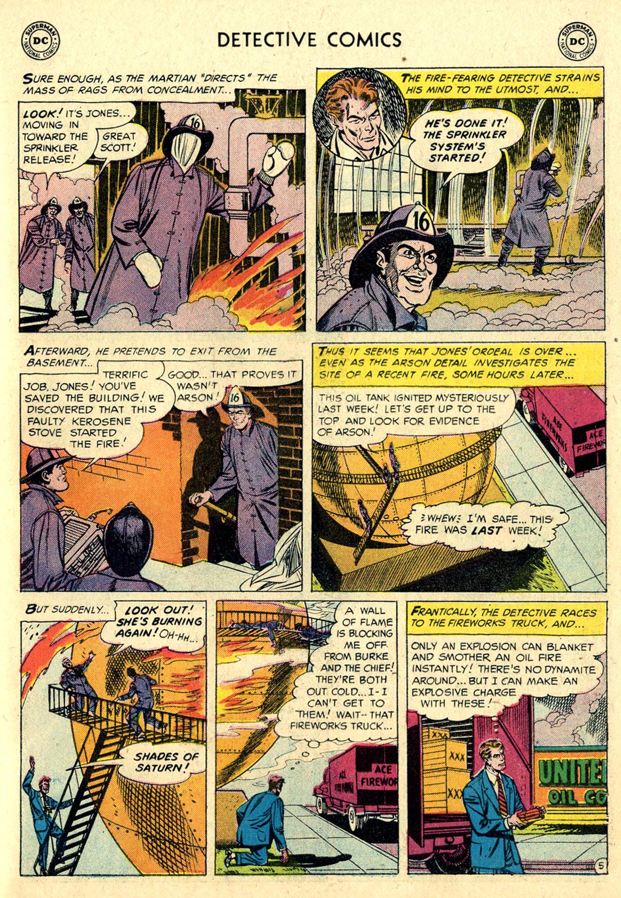 Read online Detective Comics (1937) comic -  Issue #239 - 31