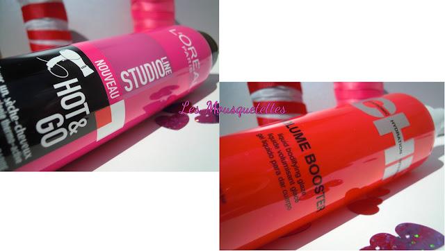 Chi Volume Booster Vs L'Oréal Hot&Go - Les Mousquetettes©