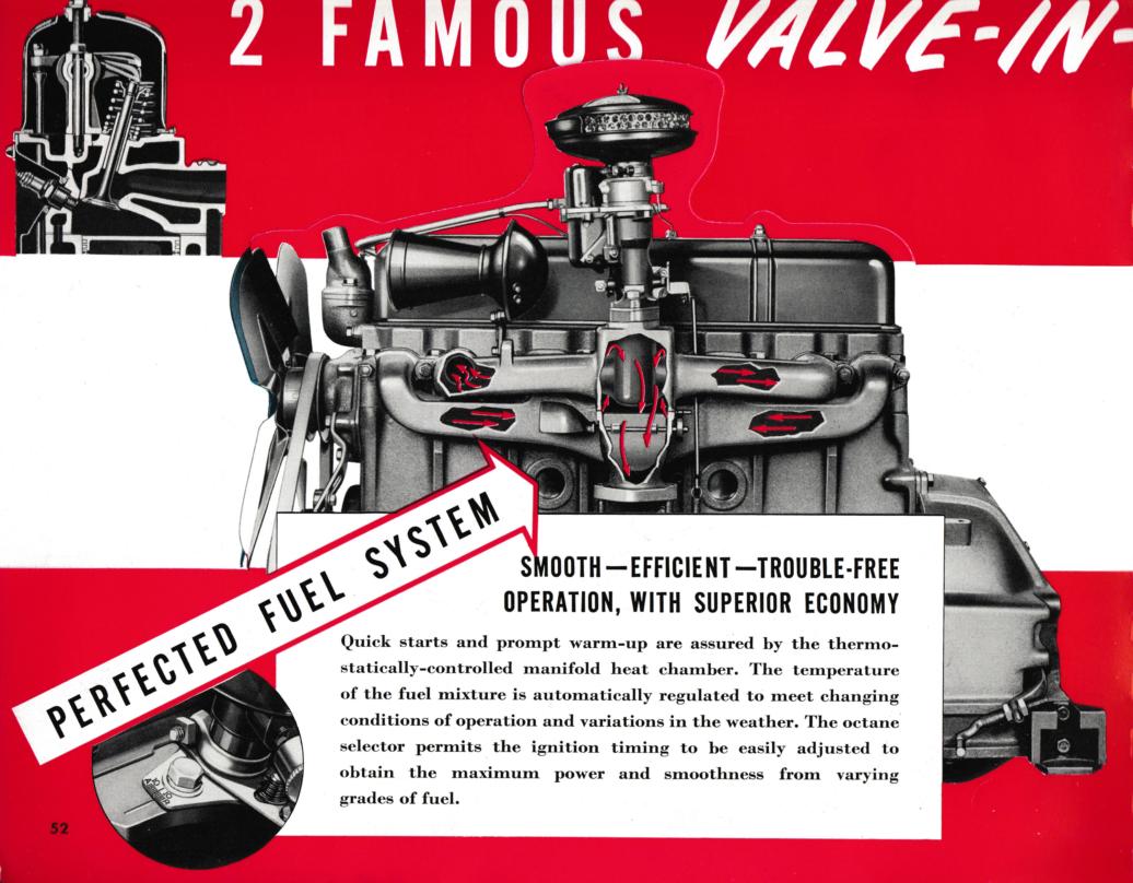 All Chevy chevy 216 engine : Nostalgia on Wheels: 1947 Chevrolet Thriftmaster 216 Engine ...