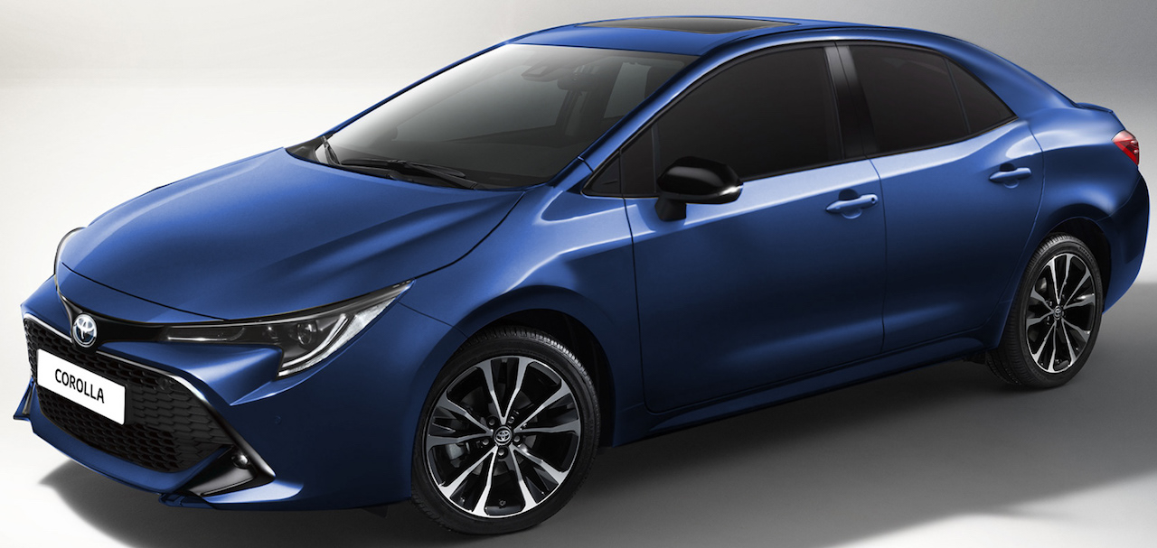 All New Corolla Altis 2019 Spesifikasi Grand Avanza 2015 Toyota Render Ms Blog Based On That Automotive Illustrator Klebar Silva Has Created Renderings To Preview The Next Gen