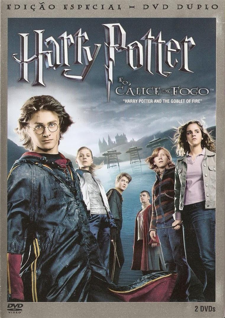 Harry Potter e o Cálice De Fogo – Dublado (2005)