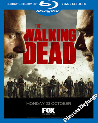 The Walking Dead: Temporada 8 (2017) HD 1080p Español Latino
