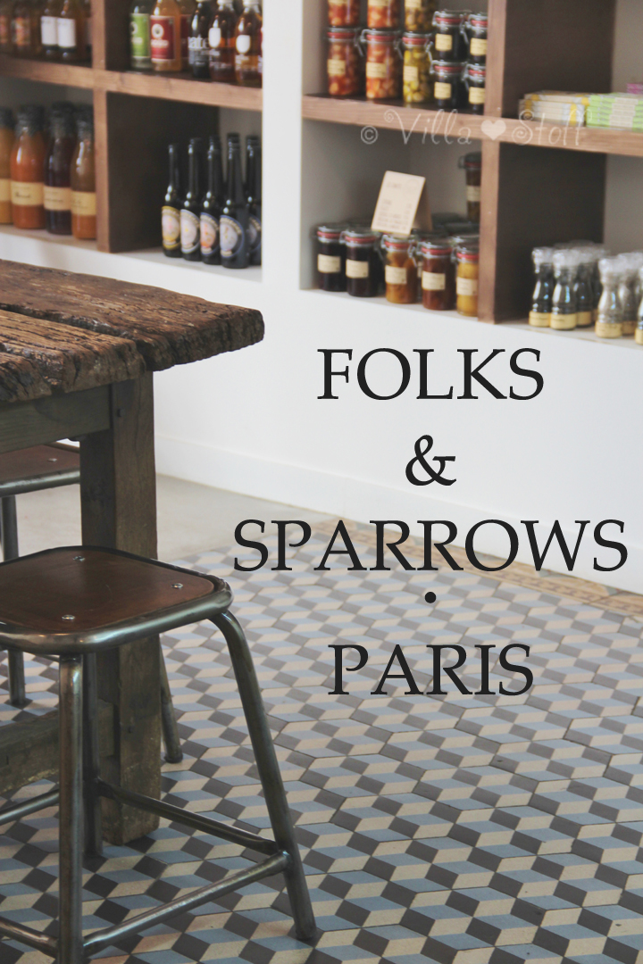 Caféliebe | Folks and Sparrows PARIS