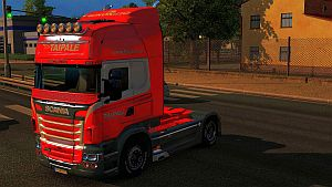 Taipale skin for Scania RJL