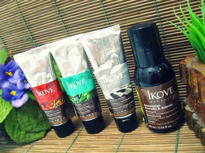 produtos orgânicos Ikove