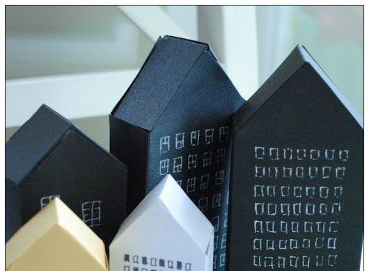 Paper houses ...