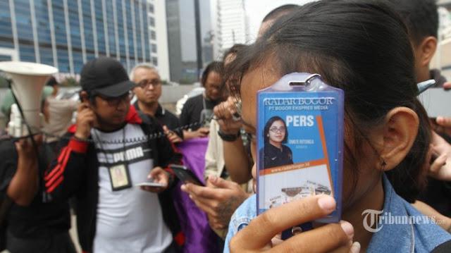 Polri Pastikan Tak Ada Unsur Pidana dari Kasus Penggerudukan Kantor Radar Bogor