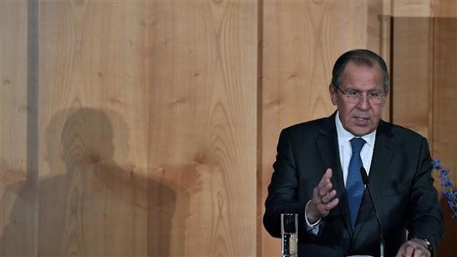 Russia, Turkey, Iran to discuss Syria safe zones in Tehran: Sergei Lavrov