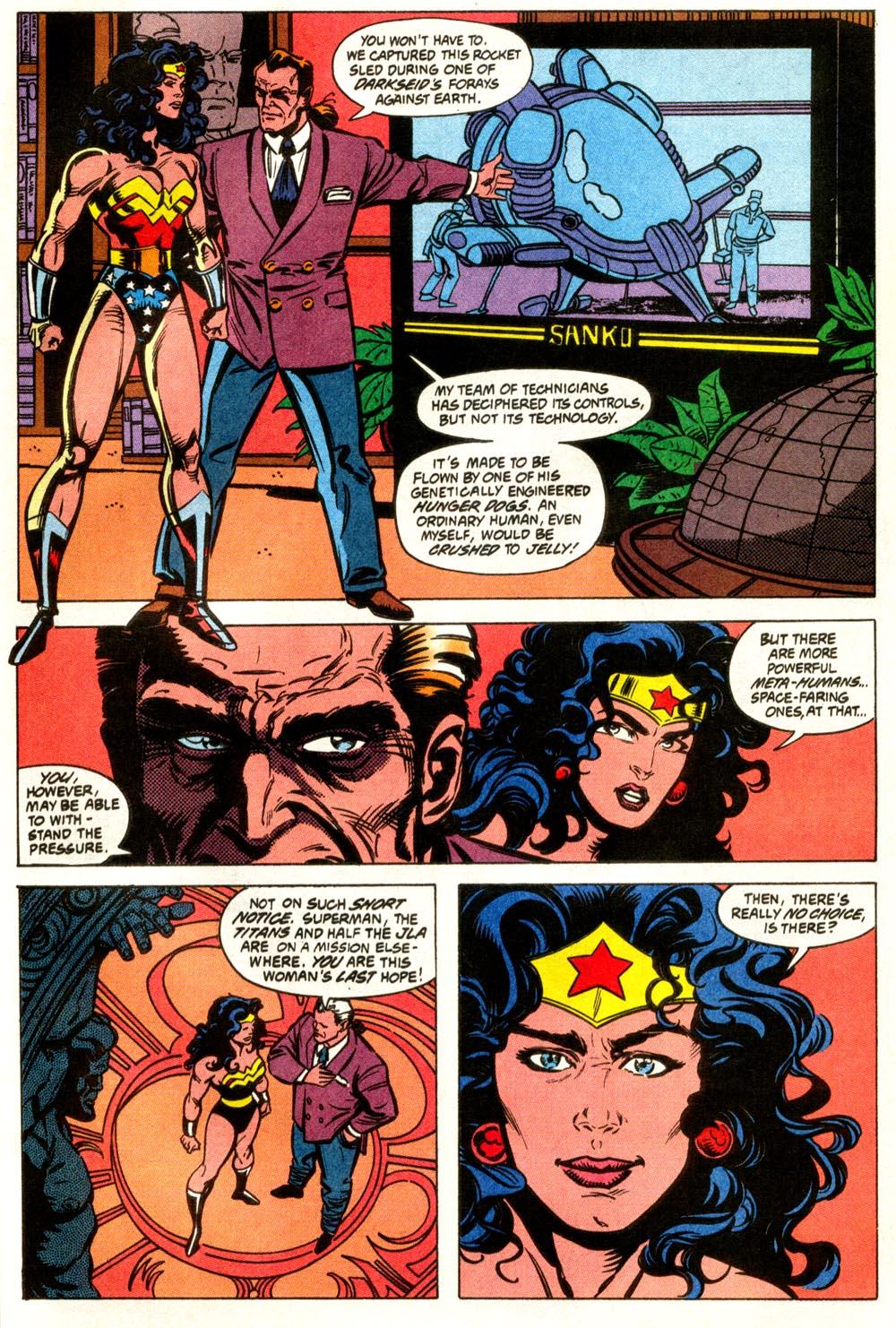 Read online Wonder Woman (1987) comic -  Issue #66 - 8