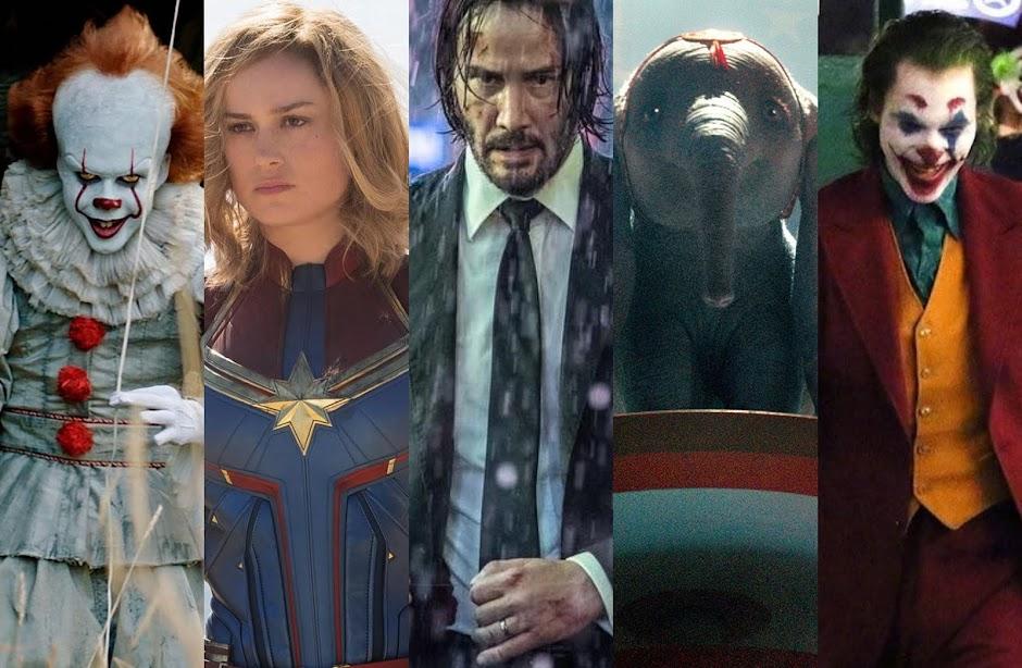 Filmes mais Aguardados