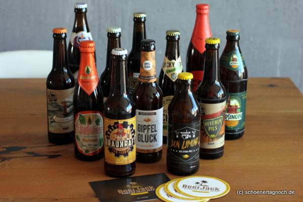 Craftbier-Starter Kit von beerjack.de