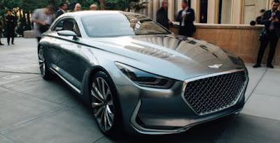 2020 Hyundai Genesis Date de sortie, design, concept et rumeur de prix Hyundai Genesis 2020